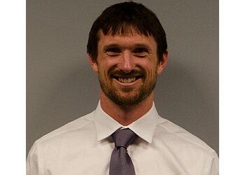Arvada physical therapist Justin Dudley, PT, DPT, SCS, EMT