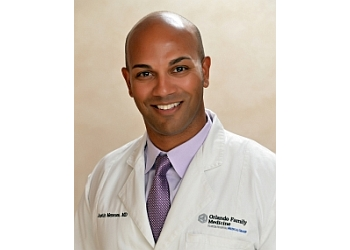 Orlando primary care physician Justin Menezes, MD