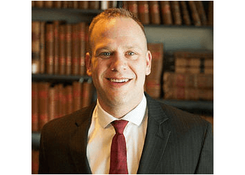 Springfield divorce lawyer Justin Michael Evans