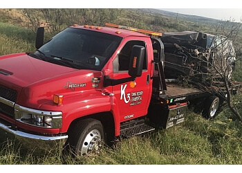 Amarillo towing company K3 Towing, Recovery and Transport, Inc.