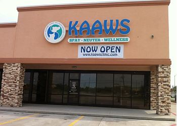 Houston veterinary clinic KAAWS Clinic