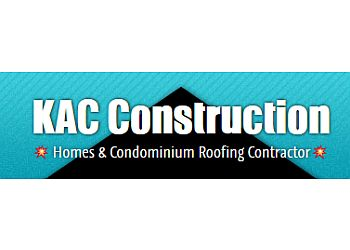 Providence roofing contractor KAC CONSTRUCTION