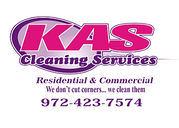 Plano house cleaning service KAS CLEANING SERVICE INC.
