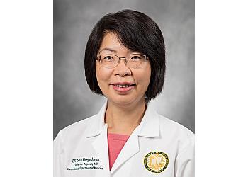 San Diego rheumatologist KATHERINE NGUYEN, MD