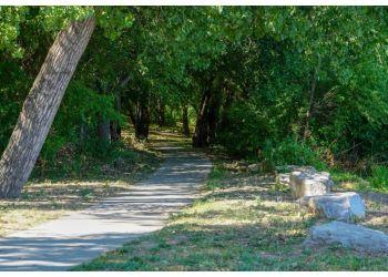 Kansas City hiking trail KAW POINT PARK