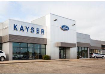 Madison car dealership KAYSER FORD LINCOLN