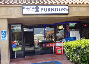 Fontana furniture store Kaza Unique Furniture