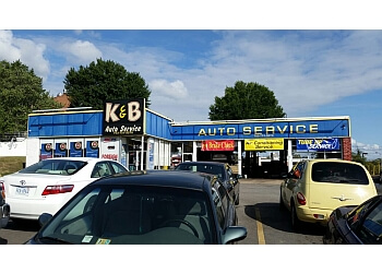 Alexandria car repair shop K & B Auto Service