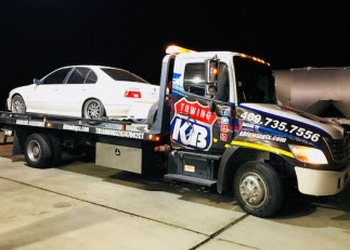 Garland towing company KB TOWING & ROADSIDE ASSISTANCE