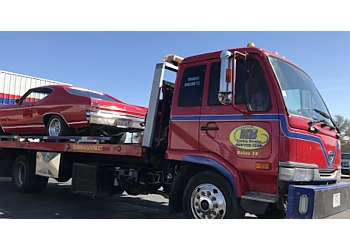 Dallas towing company KB Towing Tow Truck Service