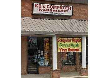 Tallahassee computer repair KB's Computer Warehouse Inc.