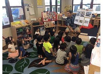 Honolulu preschool KCAA Mother Rice Preschools