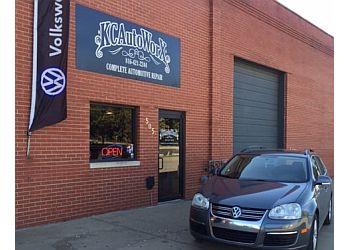 Kansas City car repair shop K C Auto Worx