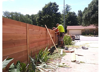 Kansas City fencing contractor KC Superior Designs
