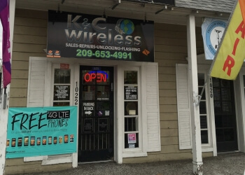 Modesto cell phone repair KC Wireless