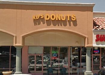 Anaheim donut shop K D's Donuts