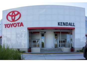 Miami car dealership KENDALL TOYOTA