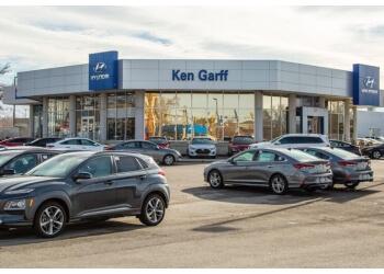 Salt Lake City car dealership KEN GARFF HYUNDAI