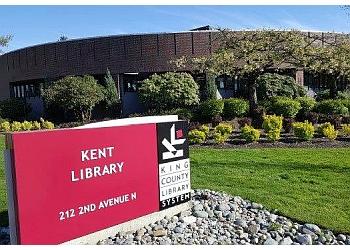 Kent landmark KENT REGIONAL LIBRARY