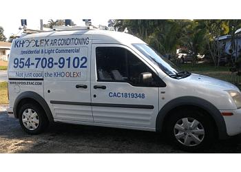 Hollywood hvac service Khoolex Air Conditioning