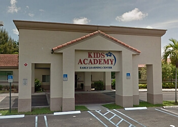 Coral Springs preschool KIDS ACADEMY LEARNING CENTER