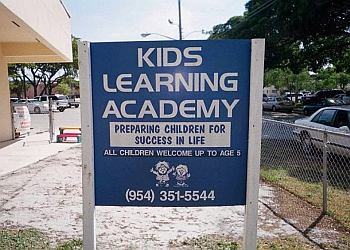 Fort Lauderdale preschool KIDS Learning Academy