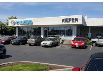 Eugene car dealership KIEFER MAZDA