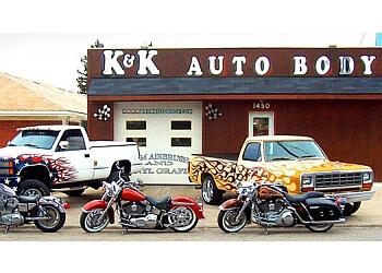 Toledo auto body shop K & K Auto Body
