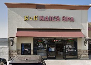 Moreno Valley nail salon K & K Nail Shop
