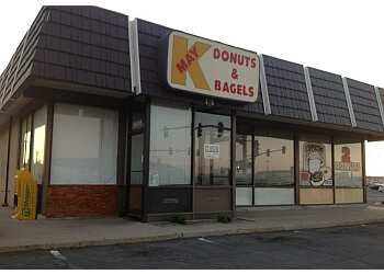 Peoria bagel shop K-May Donuts & Bagels