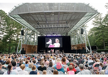 Cary places to see KOKA BOOTH AMPHITHEATRE