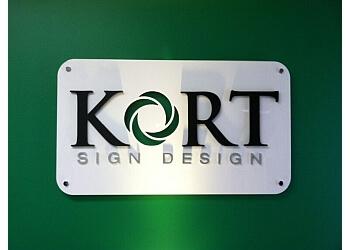 Minneapolis sign company KORT Sign Design