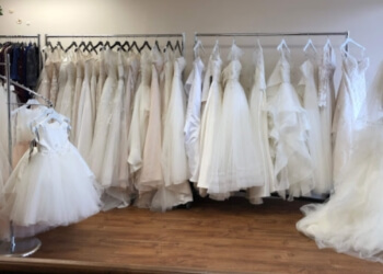 Akron bridal shop KR Bridal & Tailoring