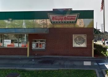 Nashville donut shop KRISPY KREME DOUGHNUTS