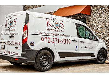Garland hvac service K&S Heating and Air
