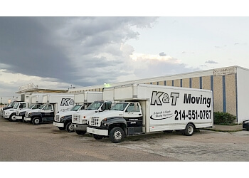 Garland moving company K & T Moving Services
