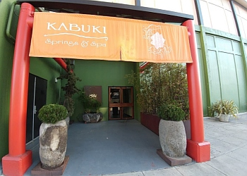 San Francisco spa Kabuki Springs & Spa