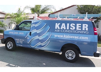 Oxnard hvac service Kaiser Air Conditioning