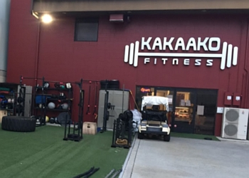 Honolulu gym Kakaako Fitness