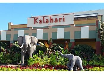 Madison amusement park Kalahari Indoor Water park