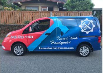 Honolulu handyman Kama'aina Handyman