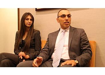 Washington business lawyer Kamal Nawash