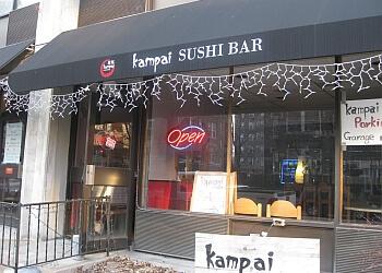 St Louis sushi Kampai Sushi Bar