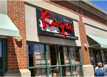 Milwaukee sushi Kanpai Izakaya