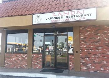 Chula Vista japanese restaurant Kanpai Restaurant