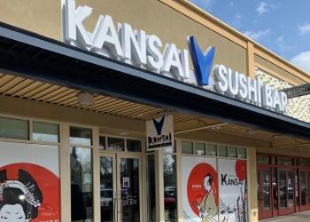 Concord sushi Kansai Sushi Bar