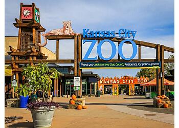 Kansas City places to see Kansas City Zoo