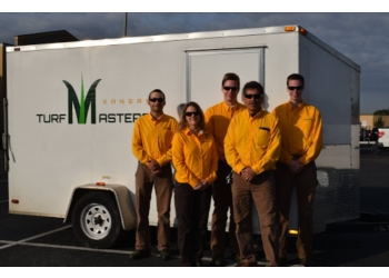 Overland Park lawn care service Kansas Turfmasters