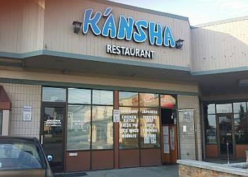 Anchorage japanese restaurant Kansha Hawaiian & Japanese Restaurant