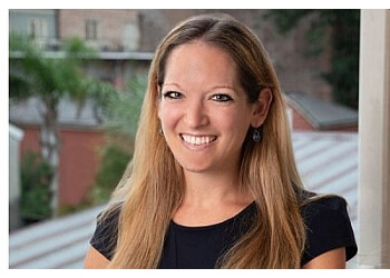 New Orleans real estate agent Kara Breithaupt